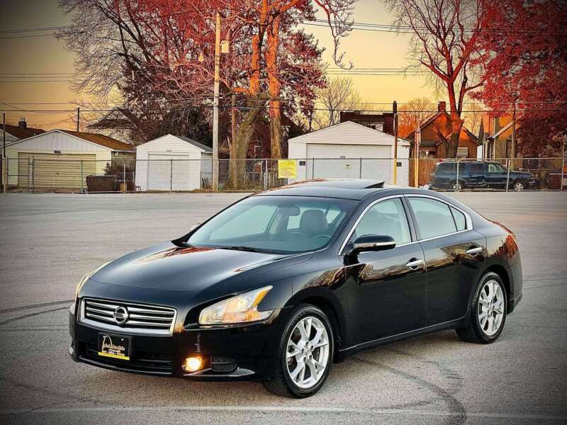 2012 Nissan Maxima for sale at ARCH AUTO SALES in St. Louis MO