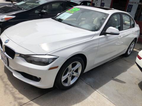 2012 BMW 3 Series for sale at Excelsior Motors , Inc in San Francisco CA