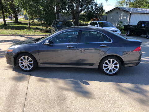 2007 Acura TSX for sale at 6th Street Auto Sales in Marshalltown IA