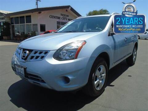2015 Nissan Rogue Select for sale at Centre City Motors in Escondido CA