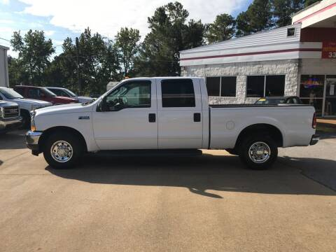 2003 Ford F-250 Super Duty for sale at Northwood Auto Sales in Northport AL