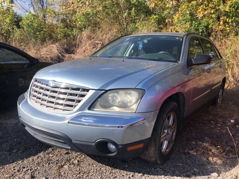 2004 Chrysler Pacifica for sale at Wolff Auto Sales in Clarksville TN