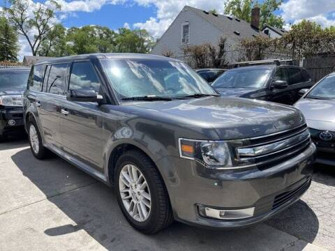 2017 Ford Flex for sale at SOUTHFIELD QUALITY CARS in Detroit MI