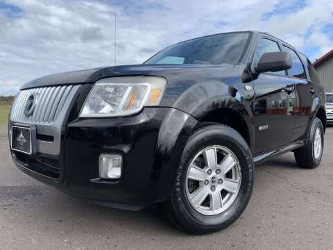 2008 Mercury Mariner for sale at LUXURY IMPORTS in Hermantown MN