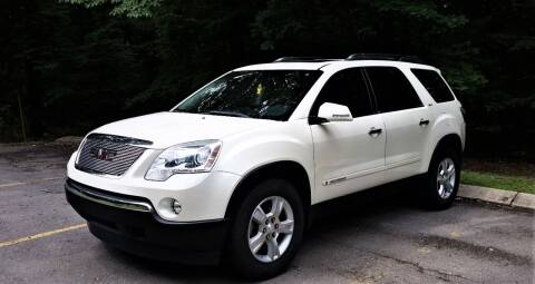 2008 GMC Acadia for sale at Brian's Auto Mart in Greenbrier TN