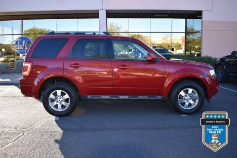 2011 Ford Escape for sale at GOLDIES MOTORS in Phoenix AZ