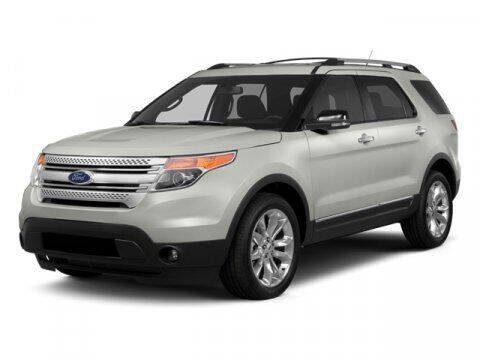 2014 Ford Explorer for sale at Wally Armour Chrysler Dodge Jeep Ram in Alliance OH