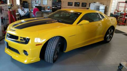 2013 Chevrolet Camaro for sale at Dakota Sales & Equipment in Arlington SD