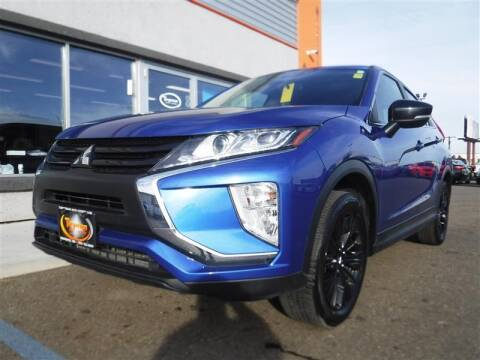 2019 Mitsubishi Eclipse Cross for sale at Torgerson Auto Center in Bismarck ND