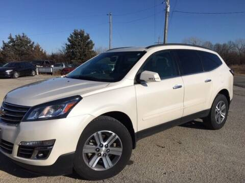 2015 Chevrolet Traverse for sale at Varco Motors LLC in Denison KS