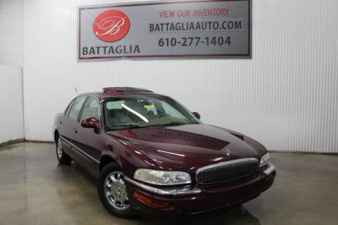 2004 Buick Park Avenue for sale at Battaglia Auto Sales in Plymouth Meeting PA