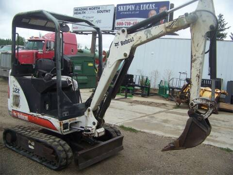 2004 Bobcat 322G