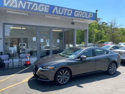 2018 Mazda MAZDA6 for sale at Vantage Auto Group in Brick NJ