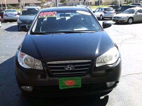 2008 Hyundai Elantra for sale at JIMS AUTO MART INC in Milwaukee WI