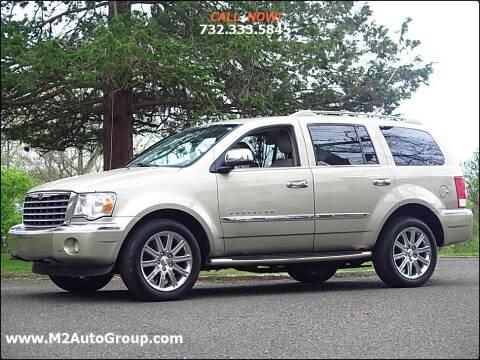 2009 Chrysler Aspen for sale at M2 Auto Group Llc. EAST BRUNSWICK in East Brunswick NJ