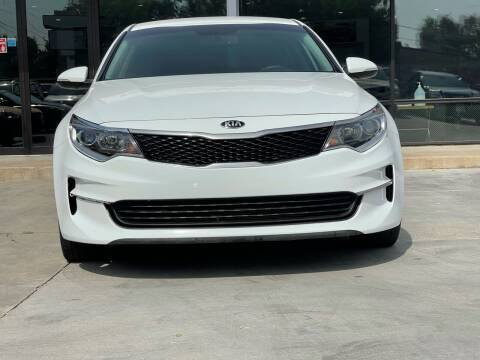 2016 Kia Optima for sale at Global Automotive Imports in Denver CO