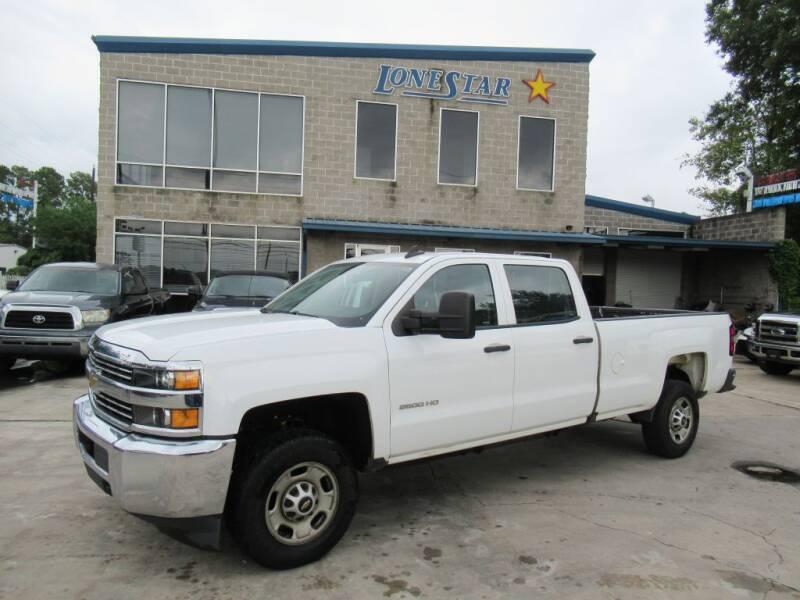 2016 Chevrolet Silverado 2500HD for sale at Lone Star Auto Center in Spring TX
