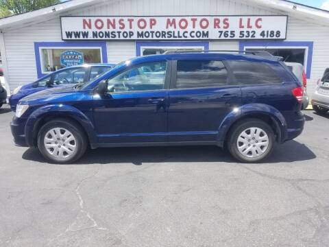 2017 Dodge Journey for sale at Nonstop Motors in Indianapolis IN