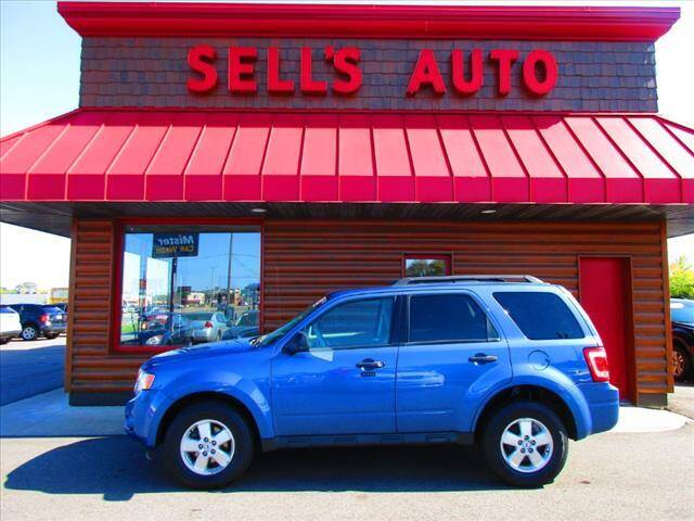 2009 Ford Escape for sale at Sells Auto INC in Saint Cloud MN