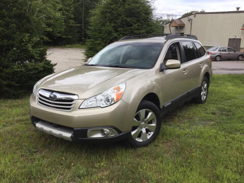 2010 Subaru Outback for sale at Granite Auto Sales in Spofford NH