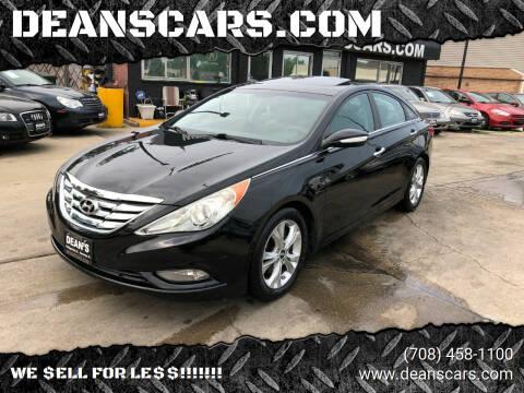 2011 Hyundai Sonata for sale at DEANSCARS.COM in Bridgeview IL