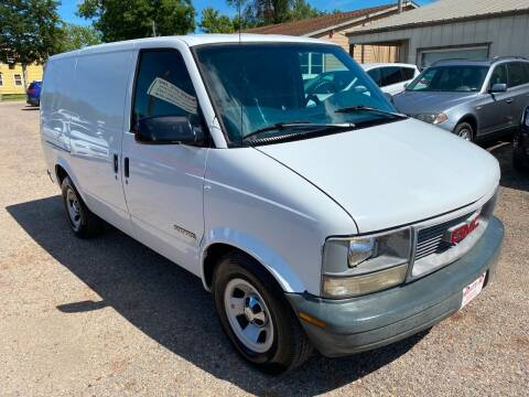 1999 GMC Safari Cargo for sale at Truck City Inc in Des Moines IA