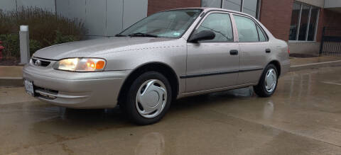 1999 Toyota Corolla for sale at Auto Wholesalers in Saint Louis MO