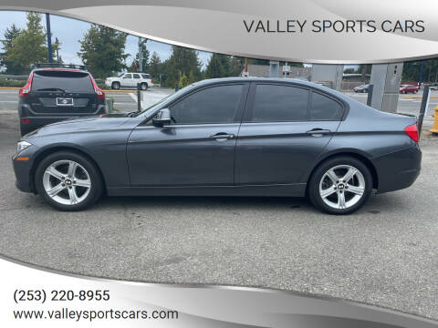 2013 BMW 3 Series for sale at Valley Sports Cars in Des Moines WA