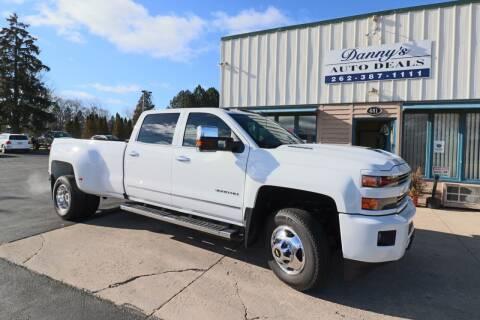 2018 Chevrolet Silverado 3500HD for sale at Danny's Auto Deals in Grafton WI