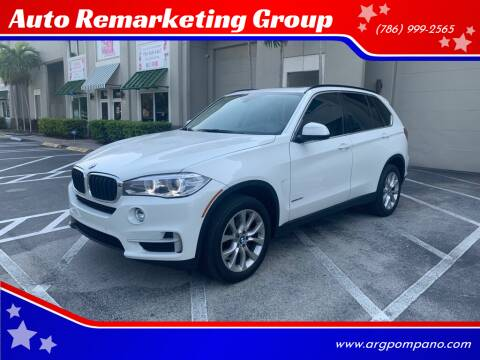 2016 BMW X5 for sale at Auto Remarketing Group in Pompano Beach FL