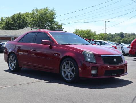2005 Cadillac CTS-V for sale at Hilltop Car Sales in Knox TN