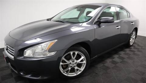 2012 Nissan Maxima for sale at CarNova in Stafford VA