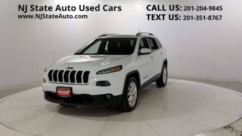 2015 Jeep Cherokee for sale at NJ State Auto Auction in Jersey City NJ