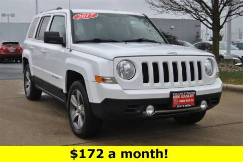 2017 Jeep Patriot for sale at Ken Ganley Nissan in Medina OH