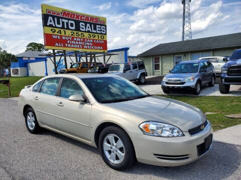 2008 Chevrolet Impala for sale at Mox Motors in Port Charlotte FL