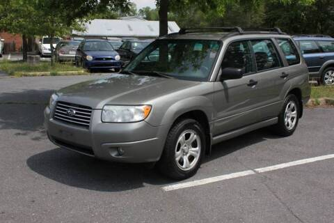 2006 Subaru Forester for sale at Auto Bahn Motors in Winchester VA