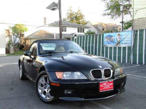 1998 BMW Z3 for sale at The Auto Network in Lodi NJ