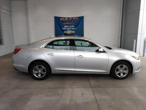 2016 Chevrolet Malibu Limited for sale at GRAFF CHEVROLET BAY CITY in Bay City MI