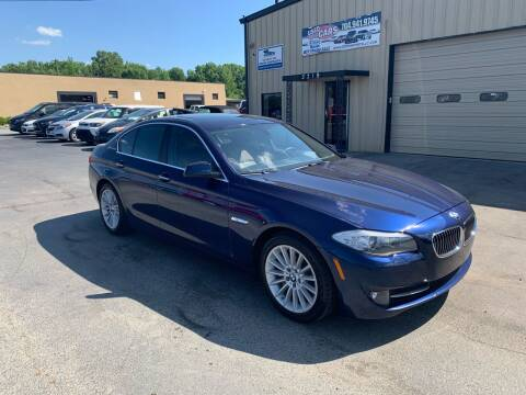 2013 BMW 5 Series for sale at EMH Imports LLC in Monroe NC