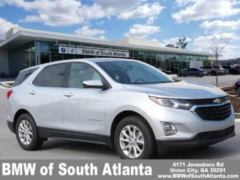 2020 Chevrolet Equinox for sale at Carol Benner @ BMW of South Atlanta in Union City GA
