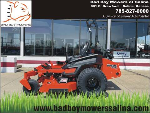 Bad Boy Rogue 61 (#7190) for sale at Bad Boy Mowers Salina in Salina KS