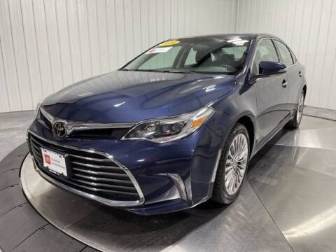 2016 Toyota Avalon for sale at HILAND TOYOTA in Moline IL