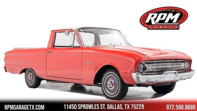 1961 Ford Falcon for sale in Dallas, TX