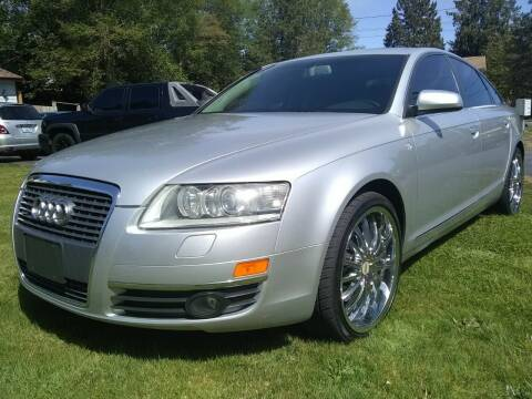 2005 Audi A6 for sale at Seattle Motorsports in Shoreline WA