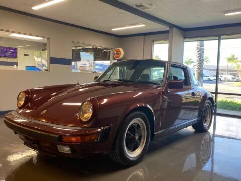 1984 Porsche 911 Carrera for sale at Gallery Junction in Orange CA