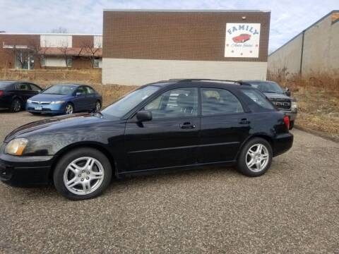 2005 Subaru Impreza for sale at Family Auto Sales in Maplewood MN