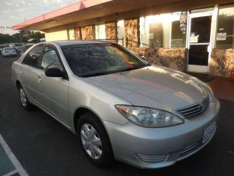 2005 Toyota Camry for sale at Auto 4 Less in Fremont CA