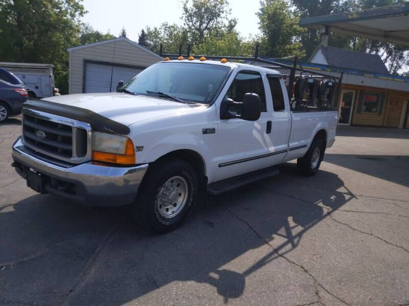 1999 Ford F-350 Super Duty for sale at NORTHERN MOTORS INC in Grand Forks ND