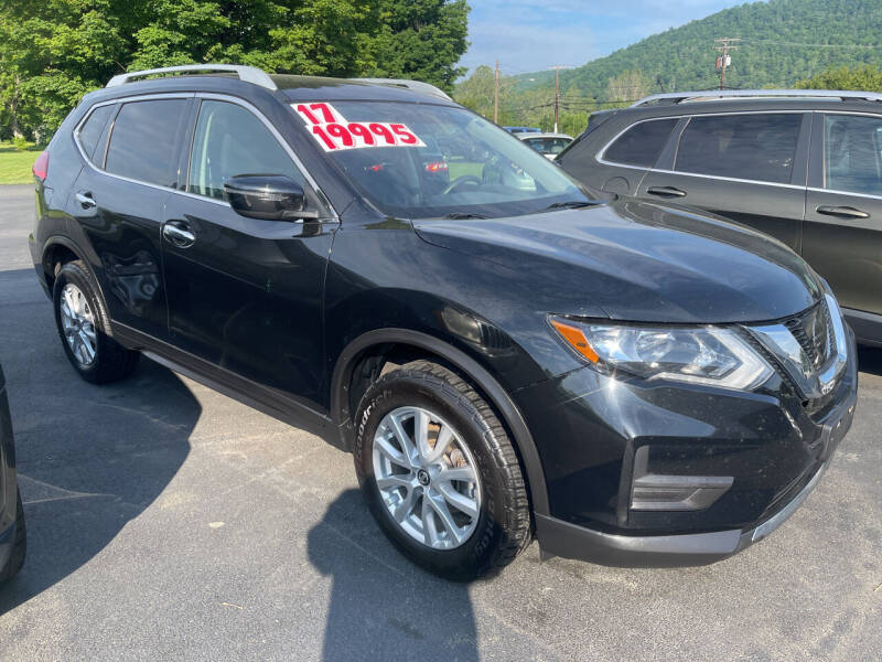 2017 Nissan Rogue for sale at Chilson-Wilcox Inc Lawrenceville in Lawrenceville PA