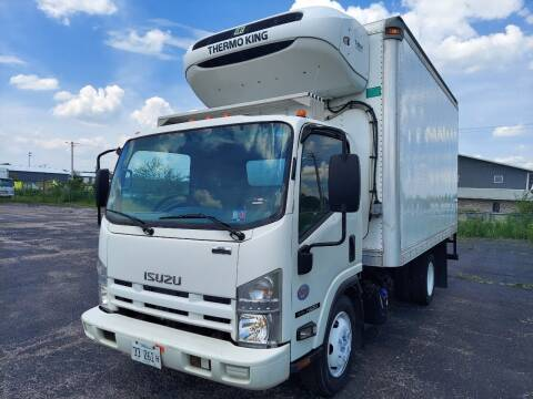 2014 Isuzu NQR for sale at Nationwide Box Truck Sales / Nationwide Autos in New Lenox IL
